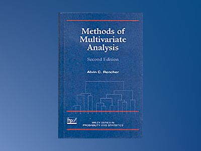 Methods of Multivariate Analysis, 2nd Edition av Alvin C. Rencher