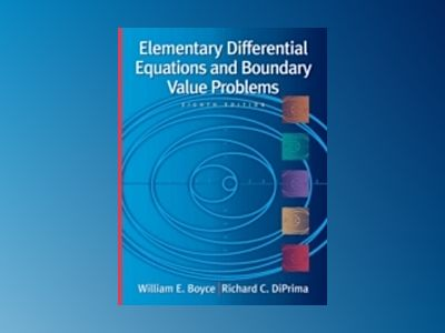 WIE Elementary Differential Equations and Boundary Value Problems, 8th Edit av William E. Boyce