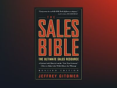 The Sales Bible: The Ultimate Sales Resource, Revised Edition av Jeffrey Gitomer