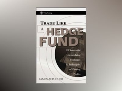 Trade Like a Hedge Fund: 20 Successful Uncorrelated Strategies Techniques av James Altucher