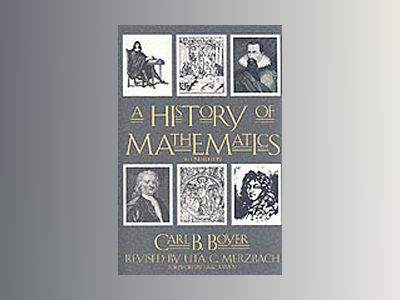 A History of Mathematics, 2nd Edition av Carl B. Boyer