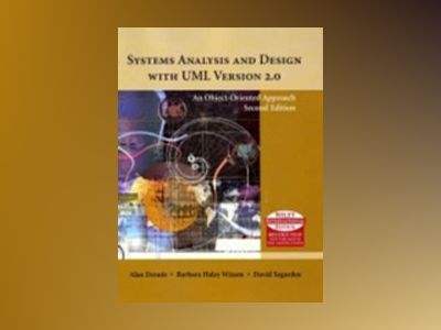 Systems analysis and design with uml - an object-oriented approach av David Tegarden