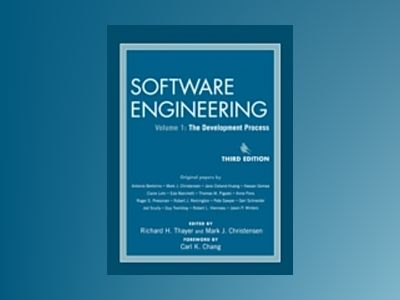 Software Engineering, 3rd Edition, Volume 1, The Development Process, 3rd E av Richard H. Thayer