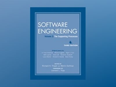 Software Engineering, 3rd Edition, Volume 2, The Supporting Processes, 3rd av Richard H. Thayer
