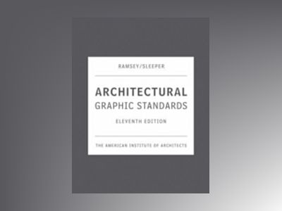 Architectural Graphic Standards, 11th Edition av American Institute of Architects