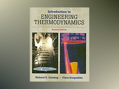 Introduction to Engineering Thermodynamics, 2nd Edition av Richard E. Sonntag