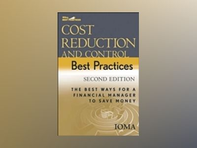 Cost Reduction and Control Best Practices: The Best Ways for a Financial Ma av Institute of Management