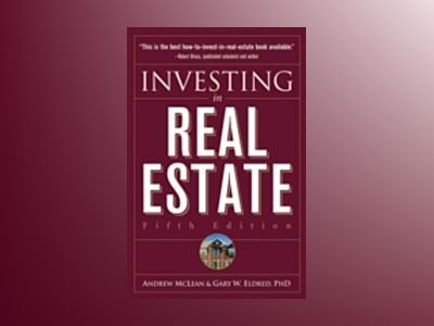 Investing in Real Estate, 5th Edition av Andrew James McLean
