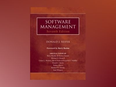 Software Management, 7th Edition av Donald J. Reifer