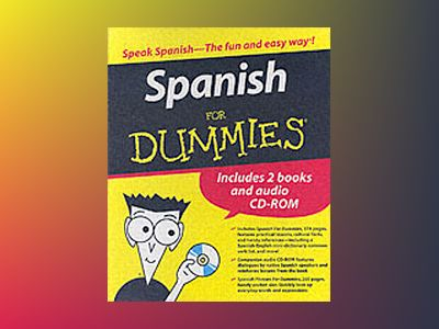 Spanish for DummiesBoxed Set av Berlitz Publishing Company