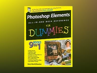 Photoshop Elements All-in-One Desk Reference For Dummies av Gary D. Bouton