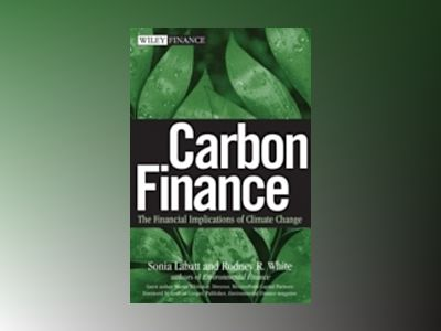 Carbon Finance: The Financial Implications of Climate Change av Sonia Labatt
