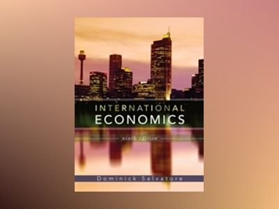 International Economics, 9th Edition av Dominick Salvatore