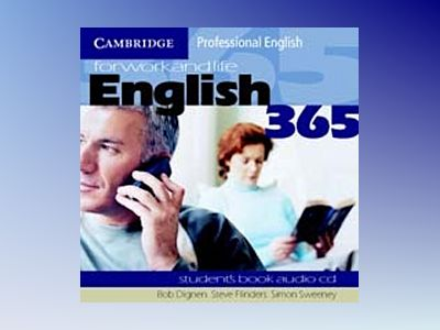 English365 1 audio cd set (2 cds) - for work and life av Simon Sweeney