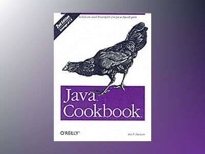 Java Cookbook av Darwin