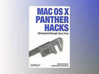 Mac OS X Panther Hacks av Dornfest