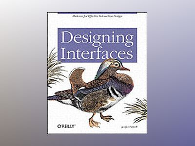 Designing Interfaces av Tidwell
