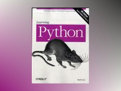 Learning Python, 4th edition av Mark Lutz