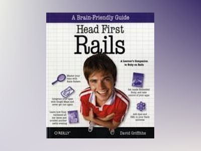 Head First Rails av David Griffiths