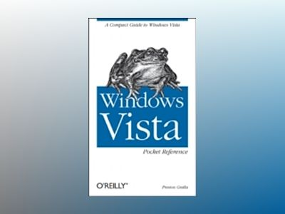 Windows Vista Pocket Reference av Gralla