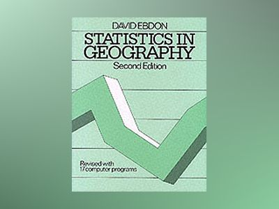 Statistics in geography - a practical approach av David Ebdon