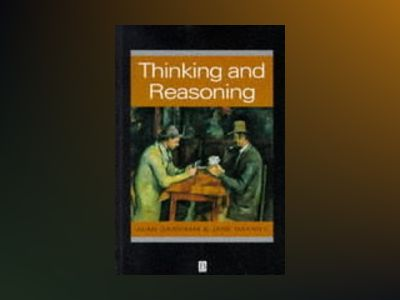 Thinking and reasoning av Jane Oakhill
