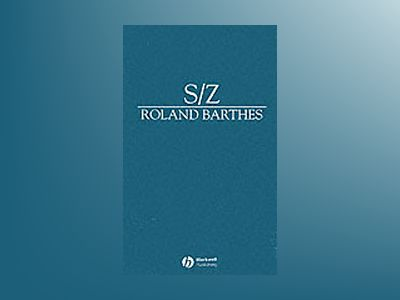 S/z av Roland Barthes