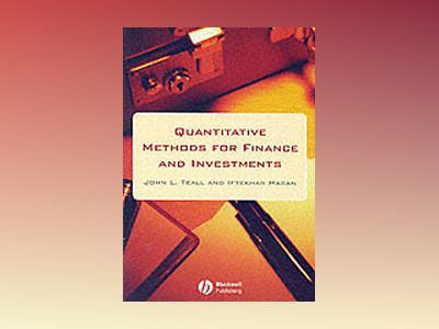 Quantitative methods for finance and investments av Iftekhar Hasan