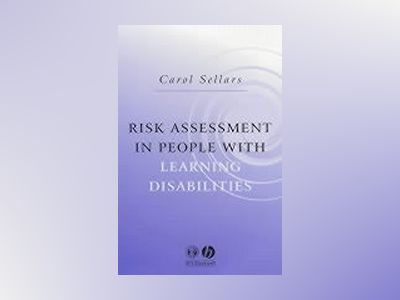 Risk assessment in people with learning disabilities av Carol Sellars