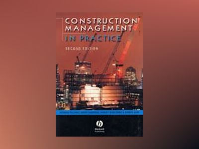 Construction management in practice av S. Urry