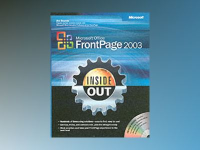 Microsoft Office FrontPage 2003 Inside Out av Jim Buyens
