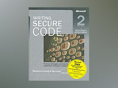 Writing Secure Code, Second Edition av Michael Howard