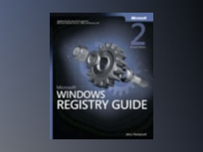Microsoft Windows Registry Guide, Second Edition av Jerry Honeycutt