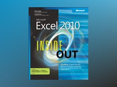 Microsoft Excel 2010 Inside Out av Mark Dodge