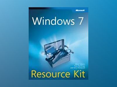 Windows 7 Resource Kit av Tony Northrup Mitch Tulloch