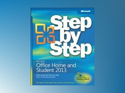 Microsoft Office Home and Student 2013 Step by Step av Beth Melton