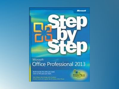 Microsoft Office Professional 2013 Step by Step av Beth Melton