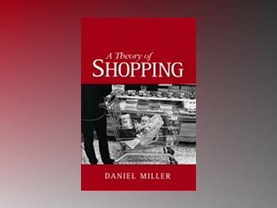 Theory of shopping av Daniel Miller