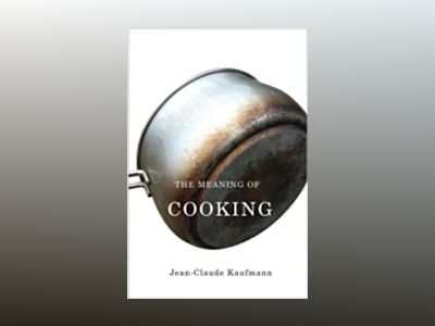 The Meaning of Cooking av Jean-Claude Kaufmann