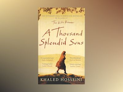 A thousand splendid suns av Khaled Hosseini