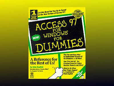 Access 97 For Windows For Dummies av John Kaufeld