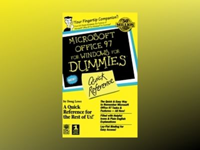 Microsoft Office 97 For Windows For Dummies : Quick Reference av Doug Lowe