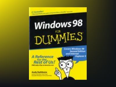 Windows 98 For Dummies av Andy Rathbone