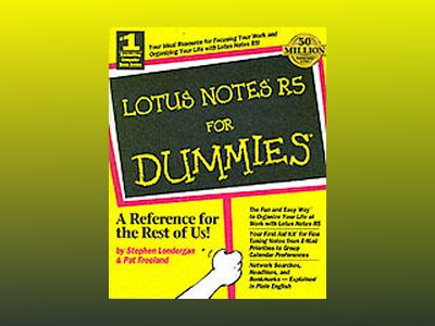 Lotus Notes R5 For Dummies av LONDERGAN