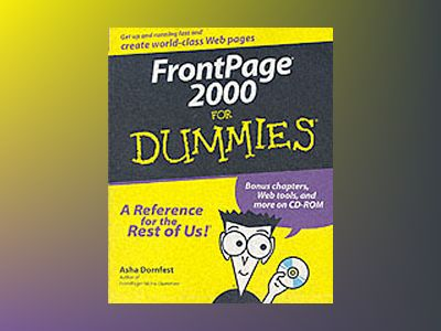 FrontPage 2000 For Dummies av Asha Dornfest