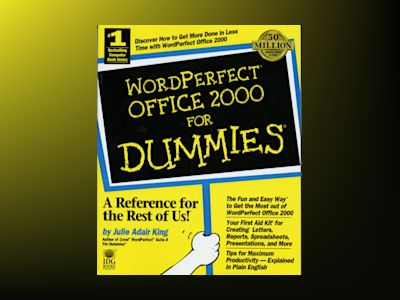WordPerfect Office 2000 For Dummies av King