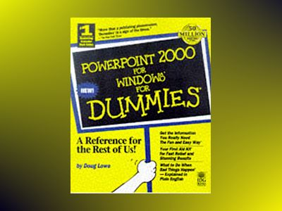PowerPoint 2000 For Windows For Dummies av Doug Lowe