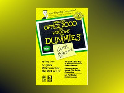 Microsoft Office 2000 for Windows For Dummies: Quick Reference av Doug Lowe