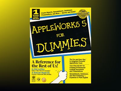 AppleWorks 5 For Dummies av LEVITUS