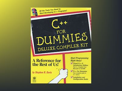 C++ For Dummies Deluxe Compiler Kit av Davis